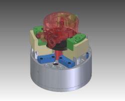 Bespoke Workholding Solution