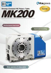 Kitagawa MK200 Chuck Catalogue