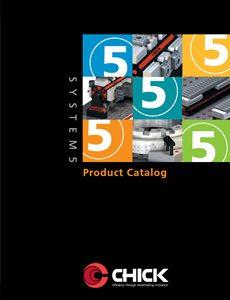 Chick Workholding Catalogue System 5