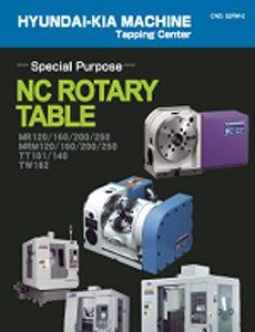 Kitagawa Rotary Table Catalogue