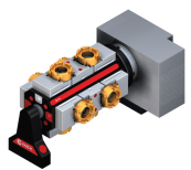 Chick Workholding ISS Dual Jaw